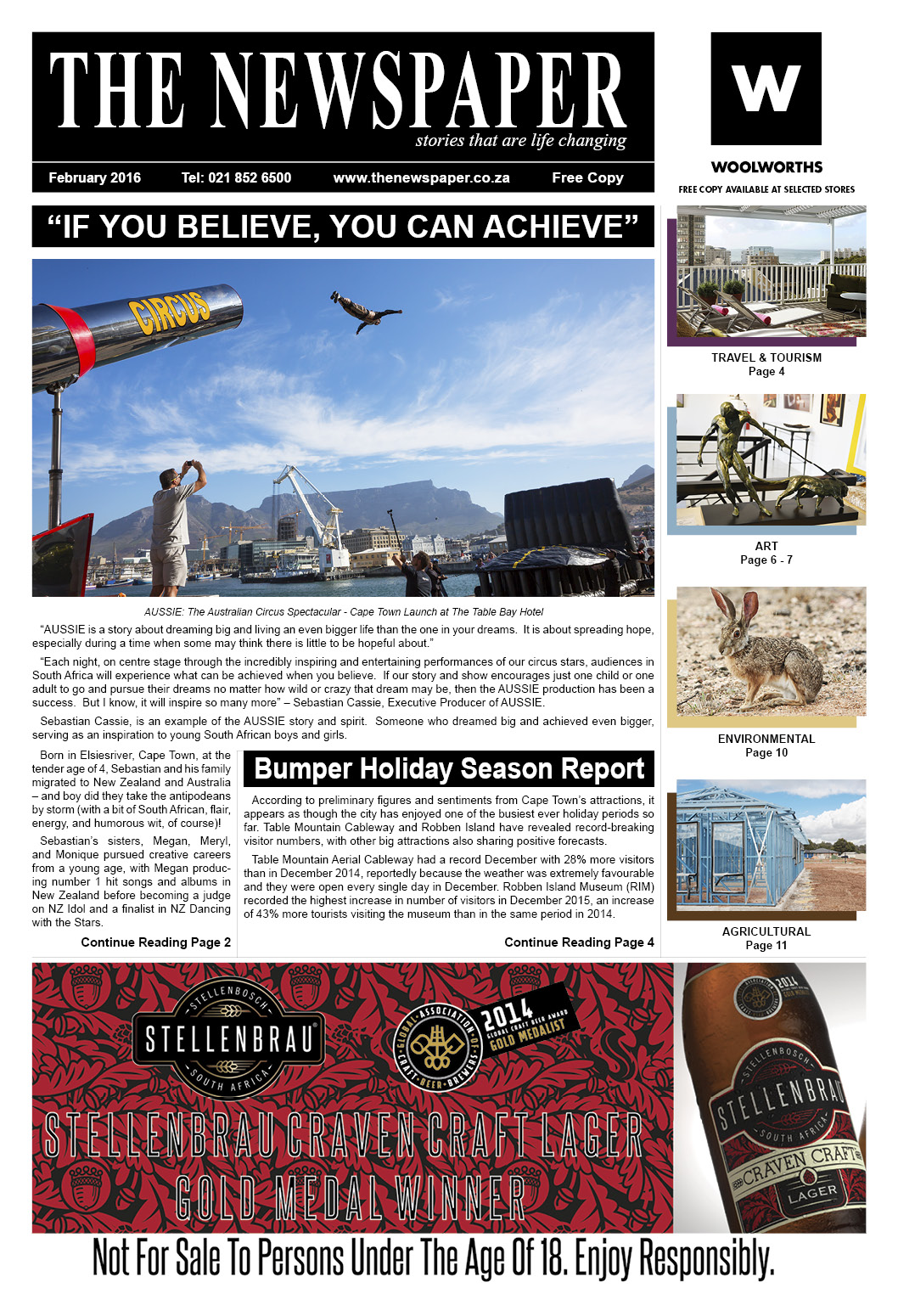 The Newspaper - 26th Edition