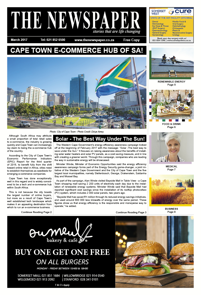 The Newspaper - 39th Edition