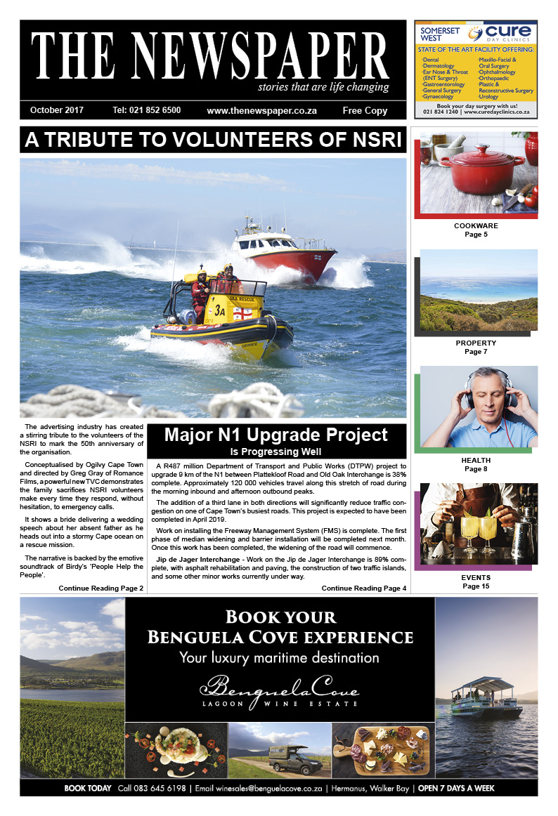 The Newspaper - 46th Edition