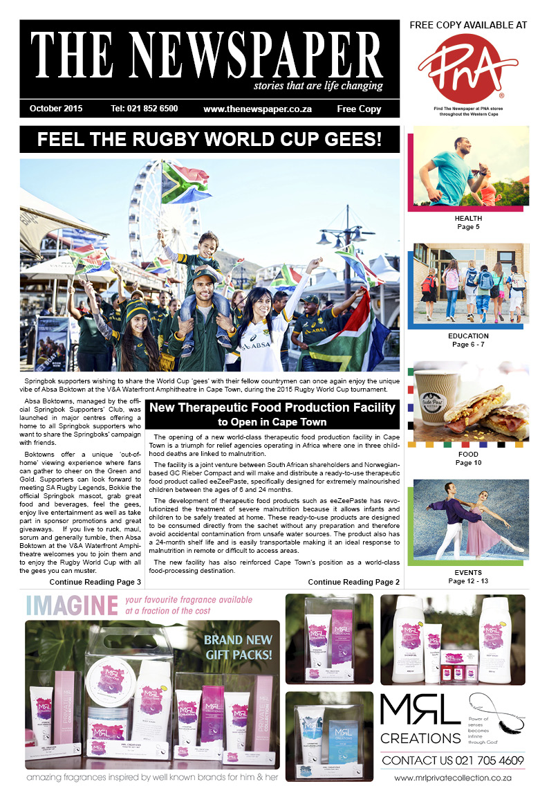 The Newspaper - 22nd Edition