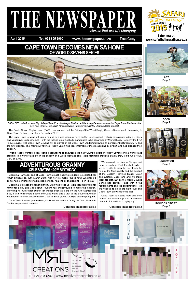 The Newspaper - 13th Edition