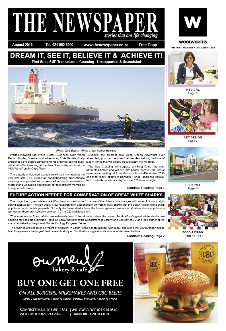 The Newspaper - 32nd Edition