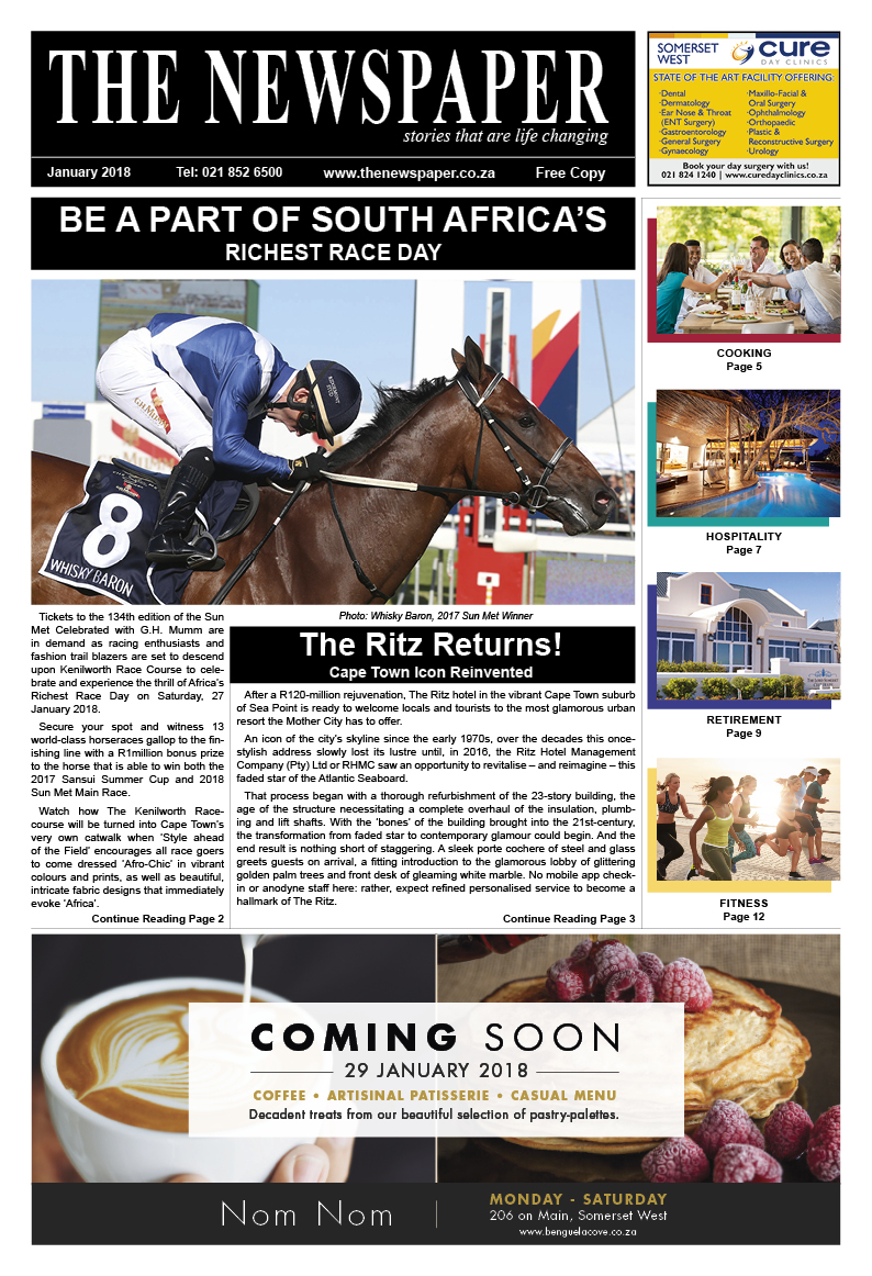 The Newspaper - 49th Edition