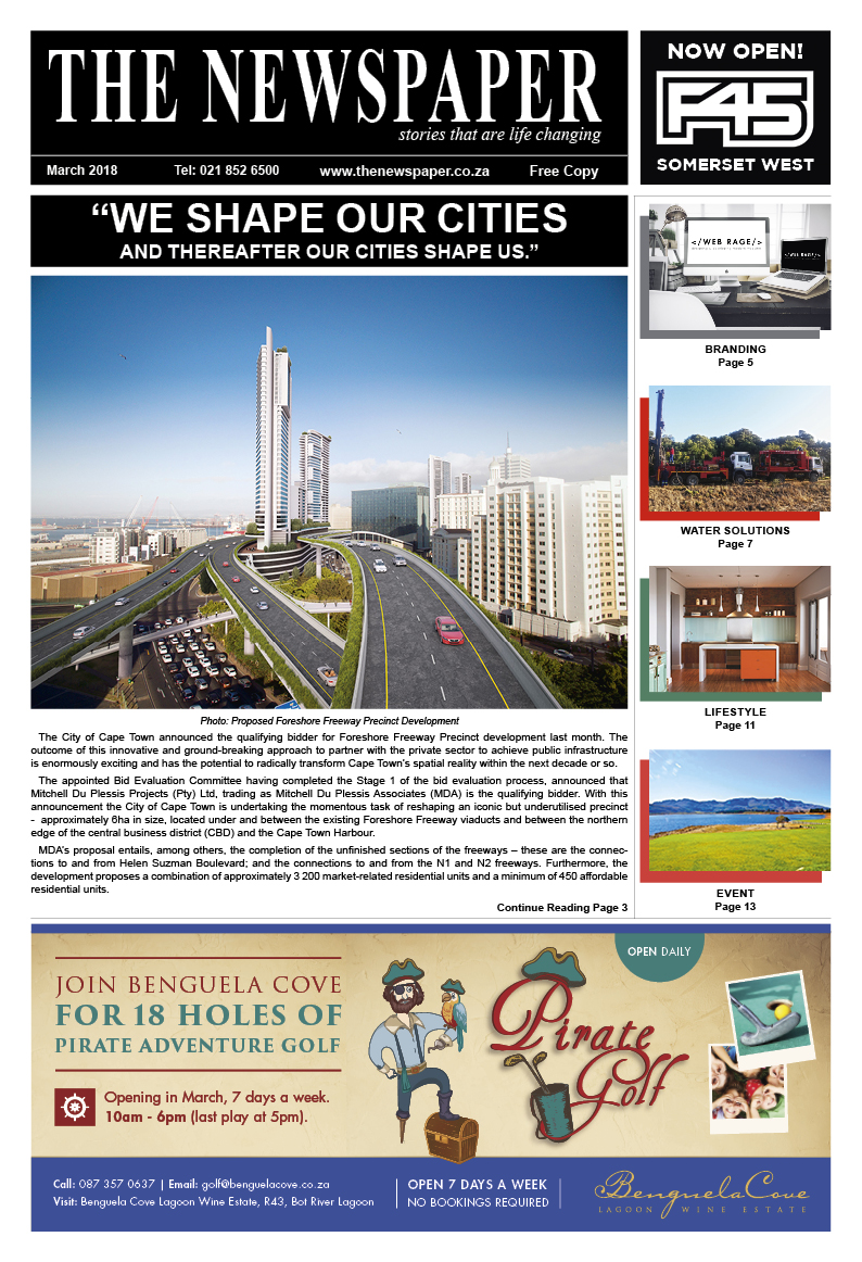 The Newspaper - 51st Edition