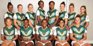 Springbok Women's Sevens