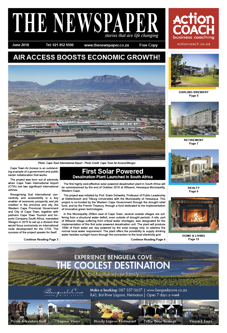 The Newspaper - 54th Edition