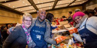 2018 Mandela Day Food Drive