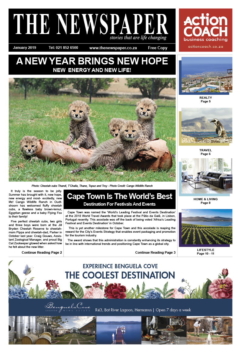 The Newspaper - 61st Edition