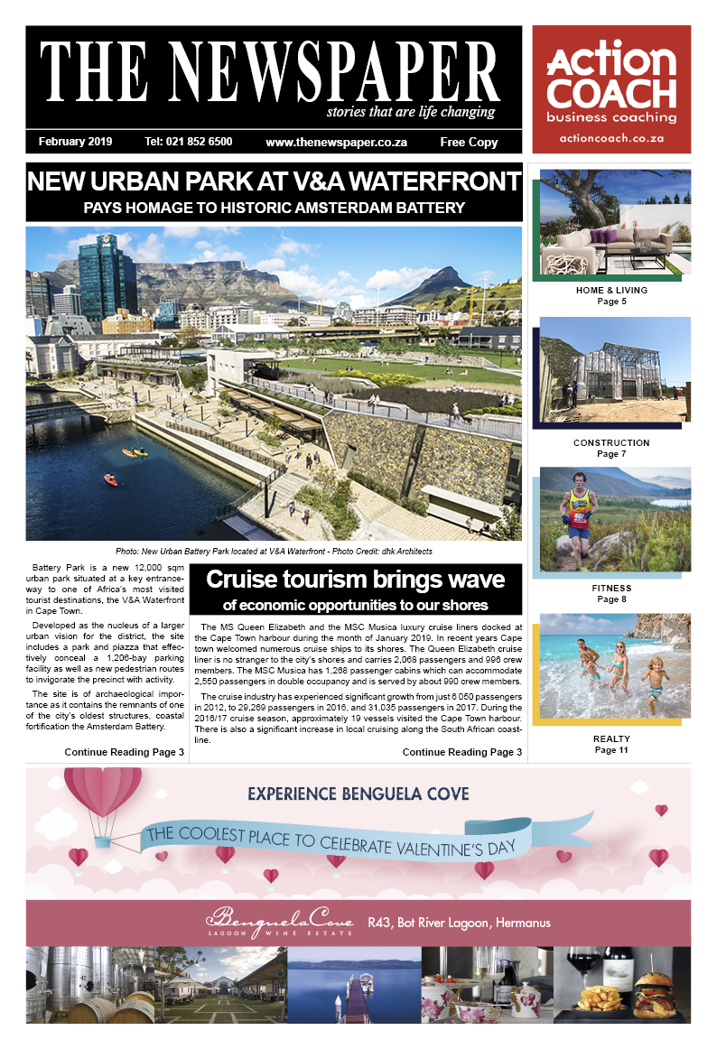 The Newspaper - 62nd Edition
