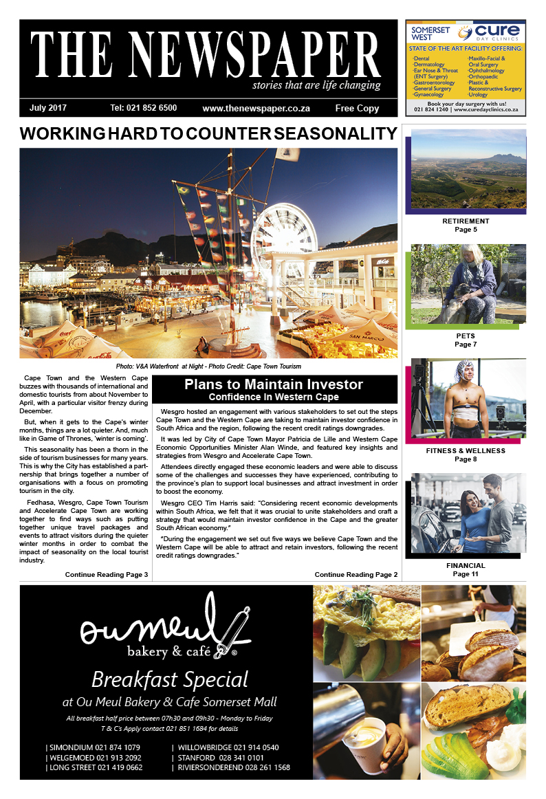 The Newspaper - 43th Edition