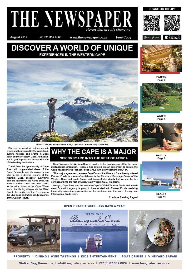 The Newspaper - 68th Edition