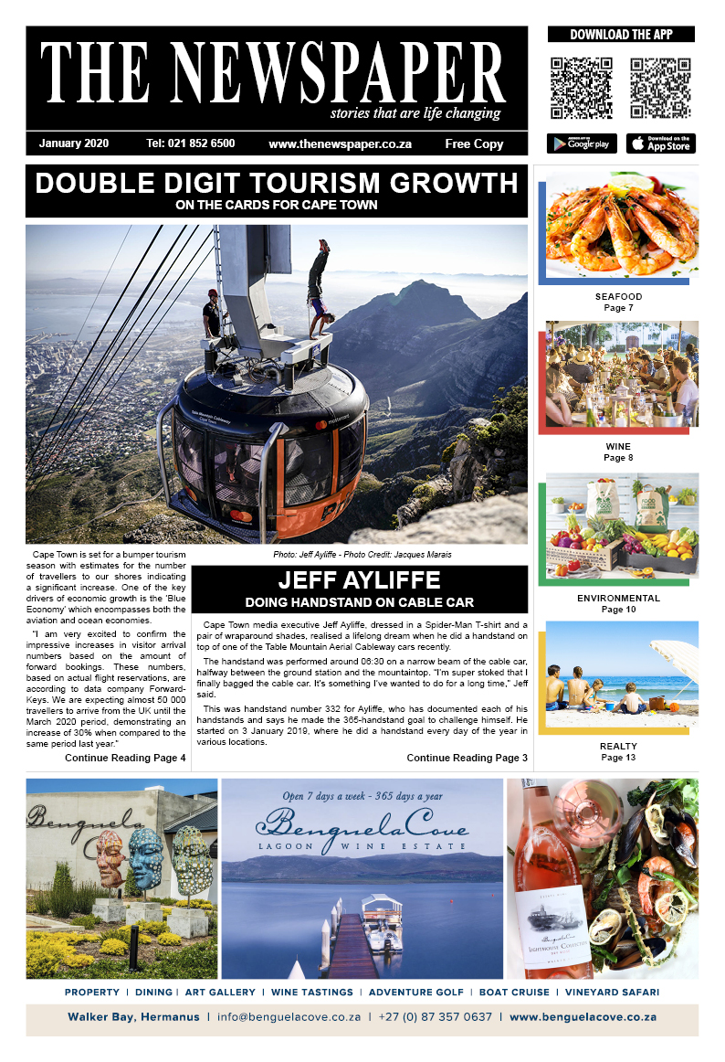 The Newspaper - 73rd Edition