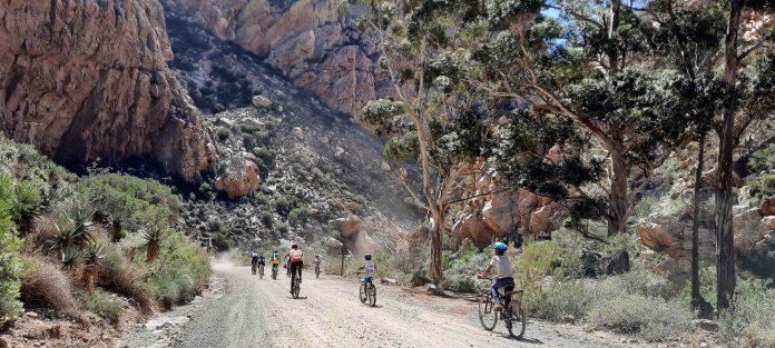 Karoo Crossing cycle route